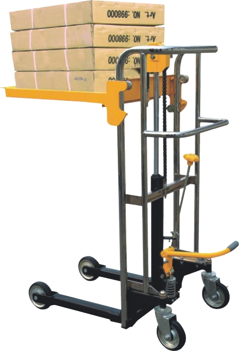 Wood Lifting Devices : Platform stacker jzx power tools engineering drill